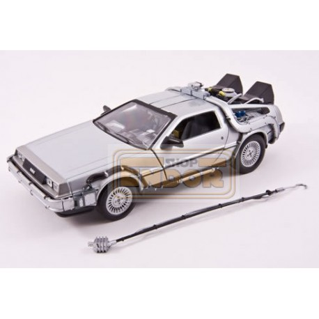 Delorean Coche Regreso al Futuro I Réplica Back to the future