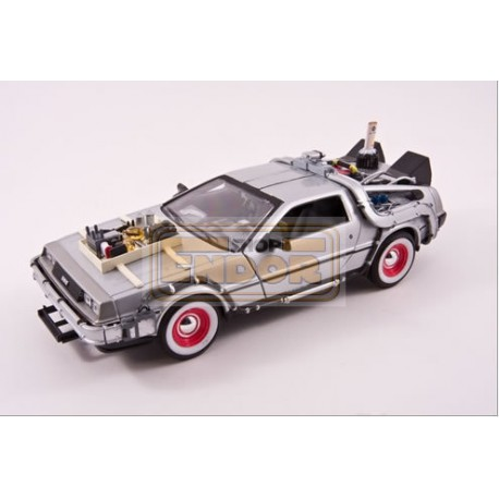 Delorean Coche Regreso III al Futuro Réplica Back to the future