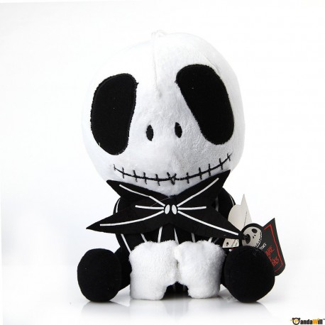 Peluche Skellington 20 cm PESADILLA ANTES NAVIDAD (nightmare before christmas)