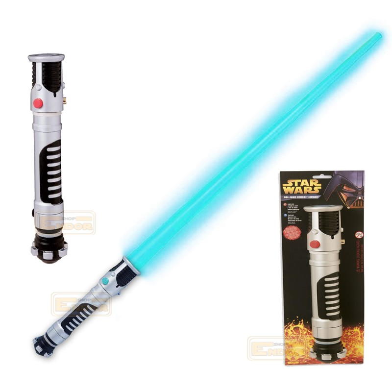 Sable Conde Dooku Con Luz Star Wars