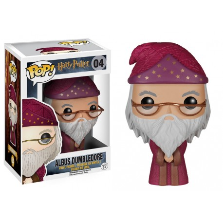 Figura FunkoHarry Potter 10 cm Pop Vinyl