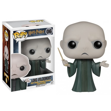 Figura Funko Voldemort Harry Potter 10 cm Pop Vinyl