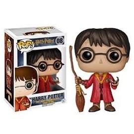 Figura Funko Harry Potter Quidditch 10 cm Pop Vinyl