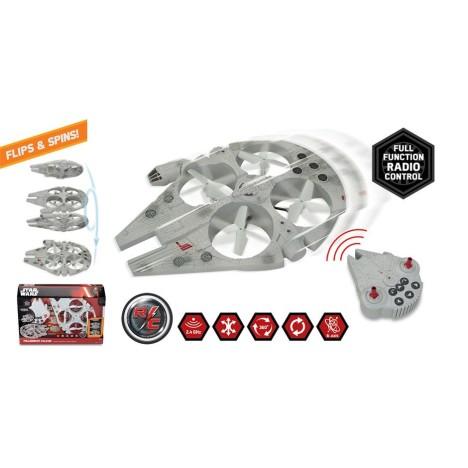 R2-D2 interactivo Droide Robótico movimiento, luz y sonido R2D2