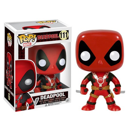 Figura Pop Vinyl Deadpool Funko