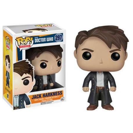 Figura Dr Who Pop Vinyl 9th ninth doctor Funko