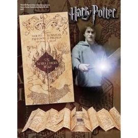 Harry Potter Réplica 1/1 Mapa Merodeador Marauder Harry Potter Noble Collection