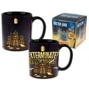 Taza Térmica Dalek Doctor Who heat change mug Dr