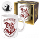 Taza Escudo Hogwarts Harry Potter 350 ml