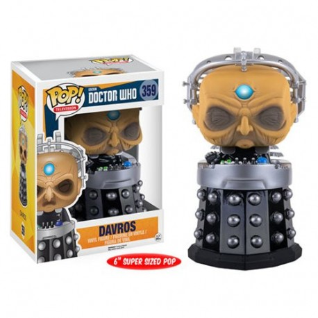 Figura Dr Who Pop Vinyl TArdis Materialing Funko big size