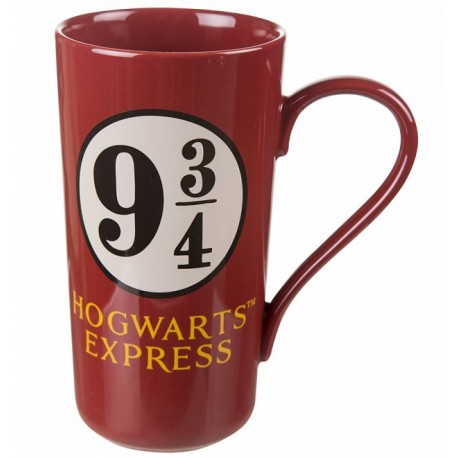 Taza Alta Caffe Latte Harry Potter Muggles