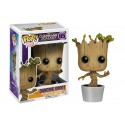 Figura Dancing Groot Vinyl Funko Pop Guardianes de la Galaxia