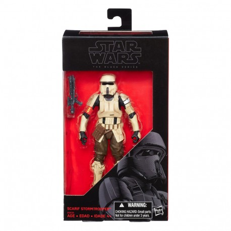 Figura Star Wars Black Series Exclusiva Shocktrooper 15cm Battlefront
