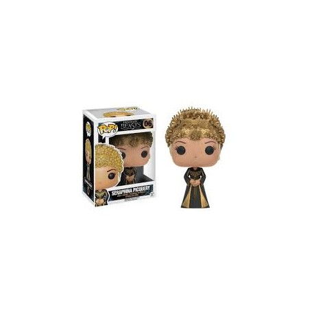 Figura Newt Scamander with egg Animales Fantasticos Fantastic beasts Harry Potter 10 cm Pop Vinyl