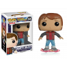 Figura Marty Mcfly Regreso al futuro Emmet Brown Pop vinyl Funko El Hobbit