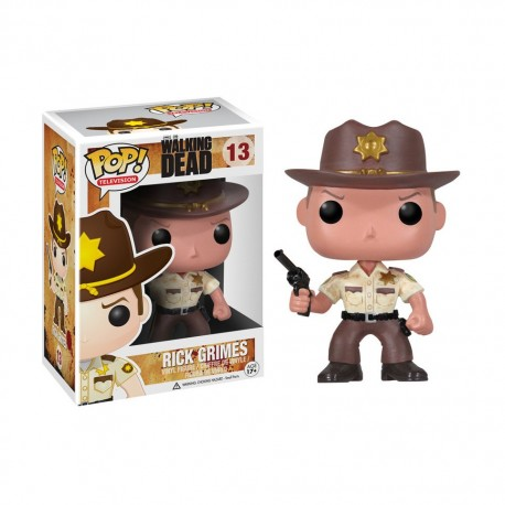 Figura Daryl Walking dead Funko Pop Vinyl
