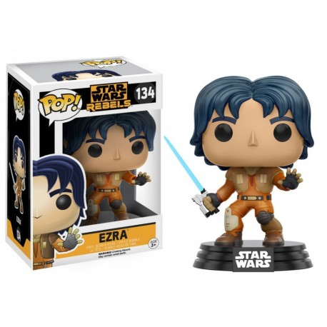 Figura Kanan Pop Vinyl Funko Star Wars Rebels