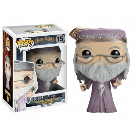 Figura Funko Albus Dumbledore Harry Potter 10 cm Pop Vinyl