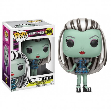 figura Monster High Claudewn Wolf High Pop vinyl funko
