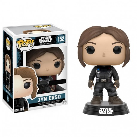 Figura Leader Scarif Rogue One Captain Pop Vinyl Funko Star Wars