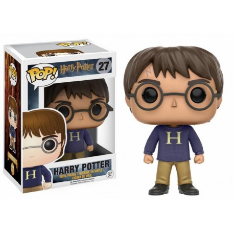 Figura Funko Pop Harry Potter sweater ed esp