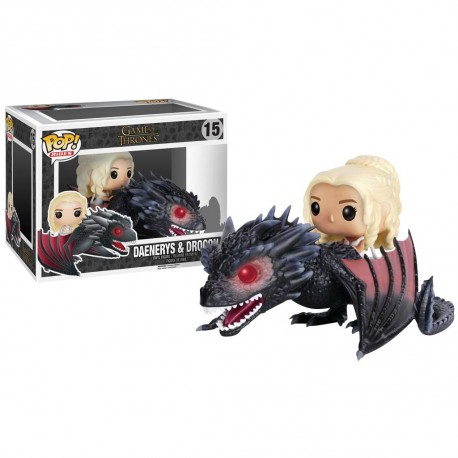 DAENERYS TARGARYEN JUEGO DE TRONOS FIGURA POP VINYL (Game of Thrones)