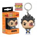 Figura Vegeta Pop Llavero Pop Vinyl Funko Dragon Ball