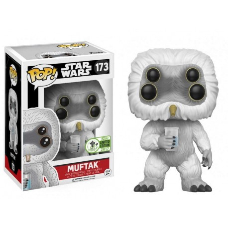 Figura BB-8 SDCC Thumbs up Ed Especial EP VII Force Awakens Despertar Fuerza Pop Vinyl Funko Star Wars bb8