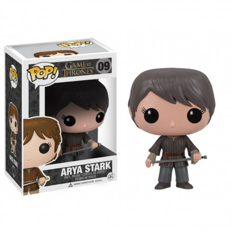 NED STARK JUEGO DE TRONOS FIGURA POP VINYL (Game of Thrones)
