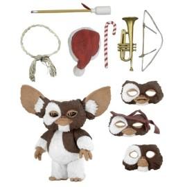 Ultimate GIZMO NECA varias cabezas y accesorios (Mogwai Gremlin) 12 cm figure