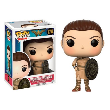 Wonder Woman Pop funko BATMAN vs Superman