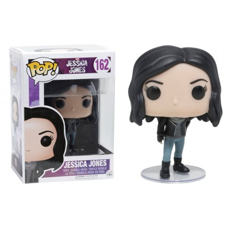 Figura Pop Vinyl Luke Cage Jessica Jones Funko