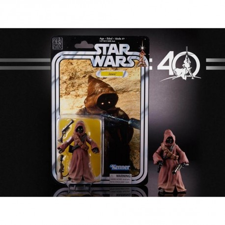 Figura Black Series 40th aniversario Obi-Wan Kenobi Star Wars