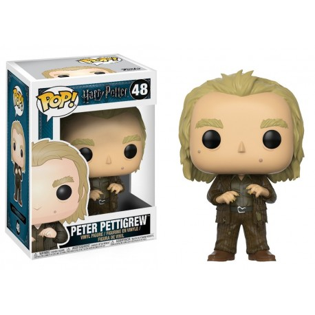Figura Harry Potter Luna Lovegood Rock Candy Funko