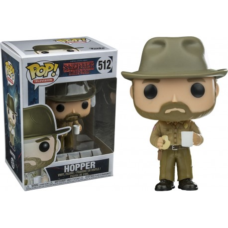 Figura Eleven with eggos Stranger Things Pop Vinyl Funko