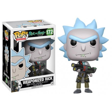 Figura Birdperson Rick and Morty Pop Vinyl Funko