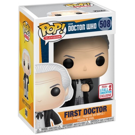 Figura Dr Who Pop Vinyl 10th with hand con mano tenth doctor Funko