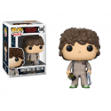 Figura Dustin Ghostbusters temporada 2 Stranger Things Pop Vinyl Funko