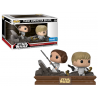 Pack 3 Figura Pop Ewoks exclusivas Teebo Chirpa y Logray Wickett Star Wars Funko Pop vinyl