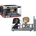 Pack 2 figuras exclusivas Movie Moments Darth VAder Luke Skywalker Cloud City Duel