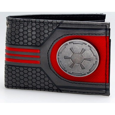 Cartera Star Wars Imperio Negra
