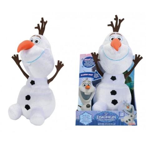 Peluche Olaf oficial 30-34 cm suave Disney frozen muñeco nieve