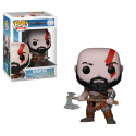 Figura Kratos God of War Pop Vinyl 2018