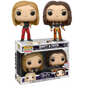 PAck dos figuras Buffy NYCC Buffy y Faith Funko Pop