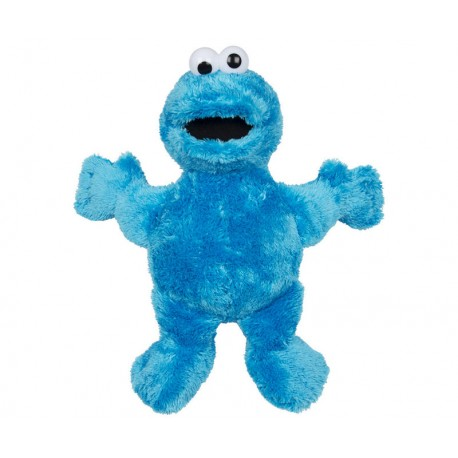 Peluche 35cm Triki Barrio Sésamo Monstruo galletas triqui cookie MOnster