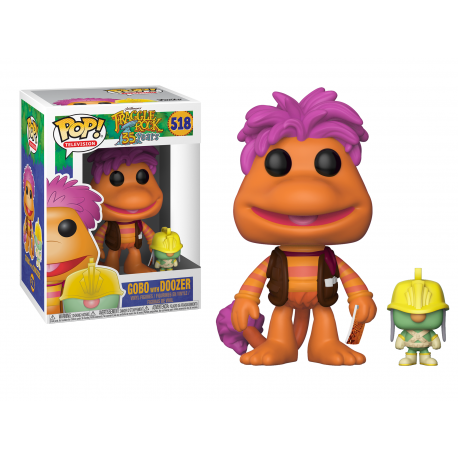 Figura Dudo Wembley Fraggle Rock Funko Pop