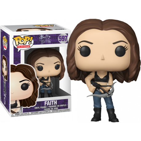 Figura Buffy Cazavampiros Funko Pop