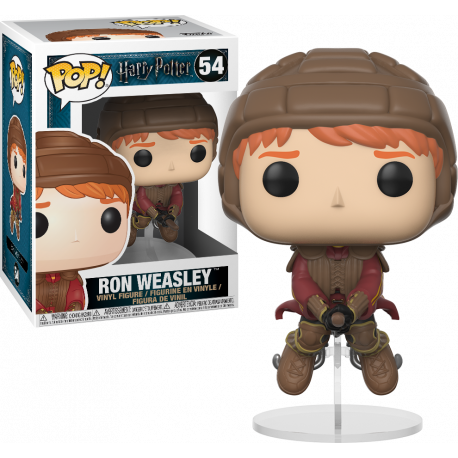 Figura Funko Ron Weasly Harry Potter 10 cm Pop Vinyl