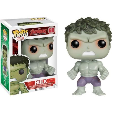 Figura Casual Hulk Funko Pop exclusiva NYCC Thor Ragnarok