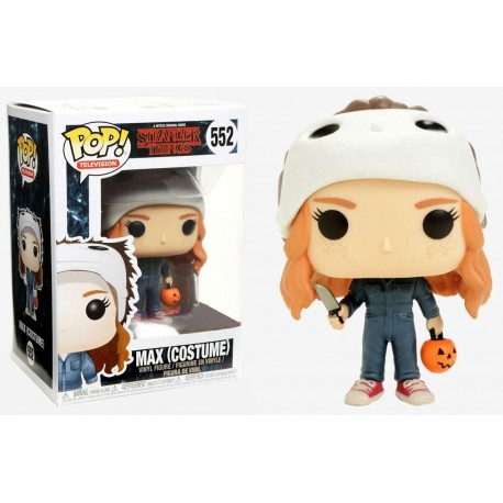 Figura Dustin Brown jacket exclusive Stranger Things Pop Vinyl Funko Pop